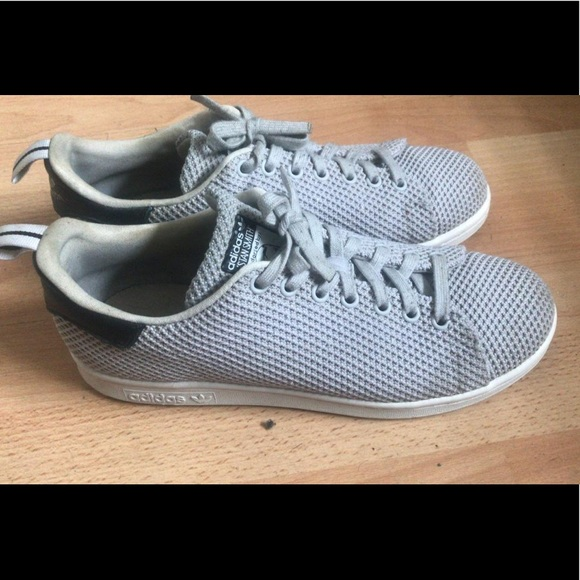 Mens Stan Smith Circular Knit Trainers